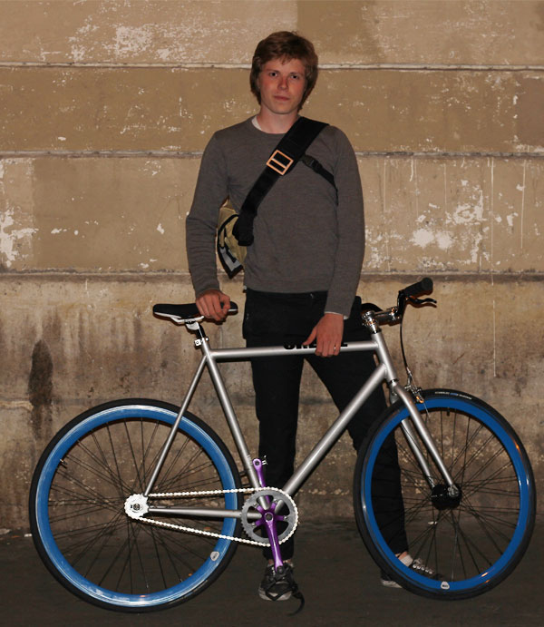 fixie create chrome paris
