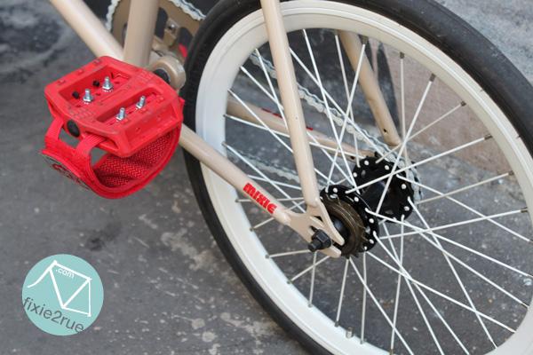 mixie roue pignon