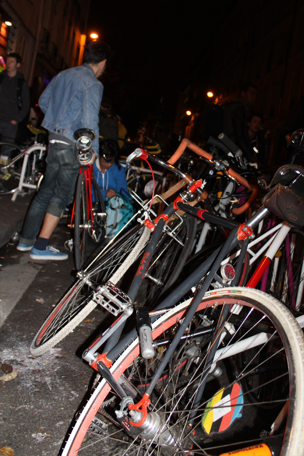 Bicycle film festival fixie