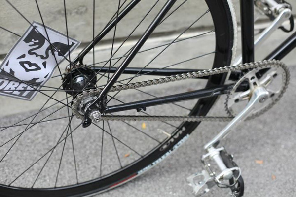 roue arriere fixie halo